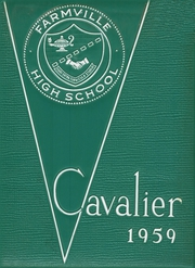 1959 Edition, Farmville High School - Cavalier Yearbook (Farmville, VA)