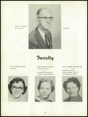 Page 10, 1959 Edition, Warrenton High School - Memoir Yearbook (Warrenton, VA) online yearbook collection