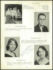Page 14, 1959 Edition, Warrenton High School - Memoir Yearbook (Warrenton, VA) online yearbook collection