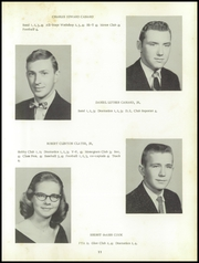 Page 15, 1959 Edition, Warrenton High School - Memoir Yearbook (Warrenton, VA) online yearbook collection