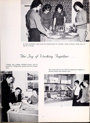 Page 13, 1964 Edition, Cleveland High School - Arrow Yearbook (Cleveland, VA) online yearbook collection
