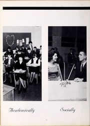 Page 14, 1964 Edition, Cleveland High School - Arrow Yearbook (Cleveland, VA) online yearbook collection