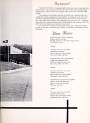 Page 7, 1964 Edition, Cleveland High School - Arrow Yearbook (Cleveland, VA) online yearbook collection
