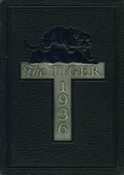 1936 Edition, South Norfolk High School - Tiger Yearbook (South Norfolk, VA)