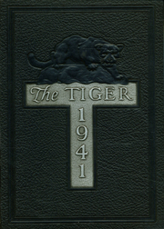 1941 Edition, South Norfolk High School - Tiger Yearbook (South Norfolk, VA)