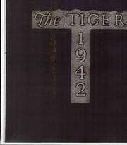 1942 Edition, South Norfolk High School - Tiger Yearbook (South Norfolk, VA)
