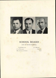 Page 12, 1944 Edition, South Norfolk High School - Tiger Yearbook (South Norfolk, VA) online yearbook collection
