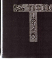 1945 Edition, South Norfolk High School - Tiger Yearbook (South Norfolk, VA)