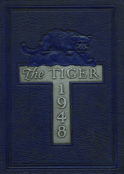 1948 Edition, South Norfolk High School - Tiger Yearbook (South Norfolk, VA)