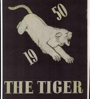 1950 Edition, South Norfolk High School - Tiger Yearbook (South Norfolk, VA)