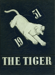 1951 Edition, South Norfolk High School - Tiger Yearbook (South Norfolk, VA)