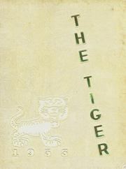1953 Edition, South Norfolk High School - Tiger Yearbook (South Norfolk, VA)