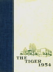 1954 Edition, South Norfolk High School - Tiger Yearbook (South Norfolk, VA)