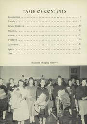 Page 8, 1959 Edition, Brosville High School - Topper Yearbook (Danville, VA) online yearbook collection