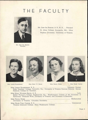 Page 10, 1940 Edition, Norton High School - Tendrils Yearbook (Norton, VA) online yearbook collection