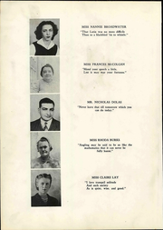 Page 10, 1941 Edition, Norton High School - Tendrils Yearbook (Norton, VA) online yearbook collection