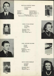 Page 14, 1941 Edition, Norton High School - Tendrils Yearbook (Norton, VA) online yearbook collection