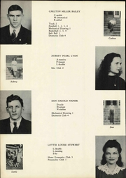 Page 16, 1941 Edition, Norton High School - Tendrils Yearbook (Norton, VA) online yearbook collection