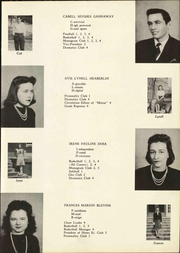 Page 17, 1941 Edition, Norton High School - Tendrils Yearbook (Norton, VA) online yearbook collection