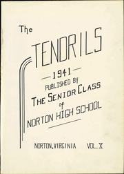 Page 7, 1941 Edition, Norton High School - Tendrils Yearbook (Norton, VA) online yearbook collection