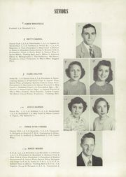 Page 13, 1951 Edition, Kenbridge High School - Reflector Yearbook (Kenbridge, VA) online yearbook collection