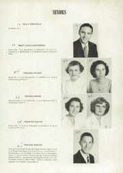 Page 15, 1951 Edition, Kenbridge High School - Reflector Yearbook (Kenbridge, VA) online yearbook collection
