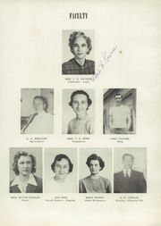 Page 9, 1951 Edition, Kenbridge High School - Reflector Yearbook (Kenbridge, VA) online yearbook collection