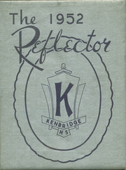 1952 Edition, Kenbridge High School - Reflector Yearbook (Kenbridge, VA)
