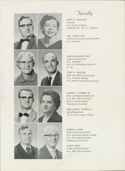 Page 15, 1962 Edition, West End Christian High School - Harvester Yearbook (Hopewell, VA) online yearbook collection
