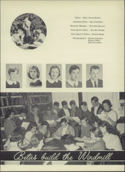 Page 7, 1959 Edition, Holland High School - Windmill Yearbook (Holland, VA) online yearbook collection