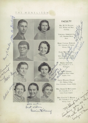 Page 12, 1938 Edition, Madison Heights High School - Monelison Yearbook (Madison Heights, VA) online yearbook collection