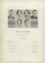 Page 16, 1938 Edition, Madison Heights High School - Monelison Yearbook (Madison Heights, VA) online yearbook collection