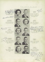 Page 17, 1938 Edition, Madison Heights High School - Monelison Yearbook (Madison Heights, VA) online yearbook collection