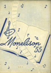 Page 1, 1955 Edition, Madison Heights High School - Monelison Yearbook (Madison Heights, VA) online yearbook collection