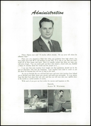 Page 10, 1955 Edition, Madison Heights High School - Monelison Yearbook (Madison Heights, VA) online yearbook collection