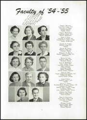 Page 11, 1955 Edition, Madison Heights High School - Monelison Yearbook (Madison Heights, VA) online yearbook collection