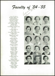 Page 12, 1955 Edition, Madison Heights High School - Monelison Yearbook (Madison Heights, VA) online yearbook collection