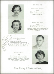 Page 16, 1955 Edition, Madison Heights High School - Monelison Yearbook (Madison Heights, VA) online yearbook collection