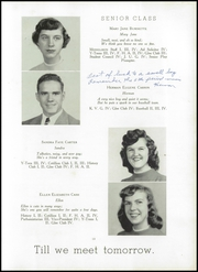 Page 17, 1955 Edition, Madison Heights High School - Monelison Yearbook (Madison Heights, VA) online yearbook collection
