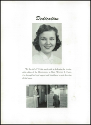 Page 8, 1955 Edition, Madison Heights High School - Monelison Yearbook (Madison Heights, VA) online yearbook collection