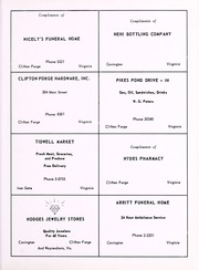 Central High School - Passing Parade Yearbook (Low Moor, VA) online yearbook collection, 1956 Edition, Page 67