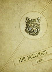 1968 Edition, Luther Foster High School - Bulldog Yearbook (Blackstone, VA)