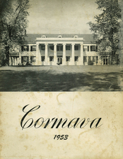 Page 1, 1953 Edition, Marymount School - Cormava Yearbook (Arlington, VA) online yearbook collection
