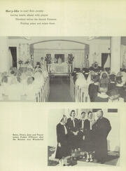 Page 13, 1953 Edition, Marymount School - Cormava Yearbook (Arlington, VA) online yearbook collection