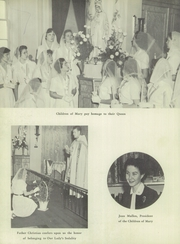 Page 16, 1953 Edition, Marymount School - Cormava Yearbook (Arlington, VA) online yearbook collection