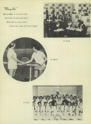 Page 4, 1953 Edition, Marymount School - Cormava Yearbook (Arlington, VA) online yearbook collection