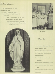 Page 5, 1953 Edition, Marymount School - Cormava Yearbook (Arlington, VA) online yearbook collection