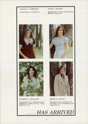 Page 10, 1979 Edition, Timberlake Christian High School - Tekoa Yearbook (Forest, VA) online yearbook collection