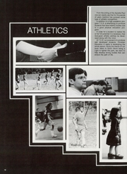 Page 22, 1981 Edition, Timberlake Christian High School - Tekoa Yearbook (Forest, VA) online yearbook collection