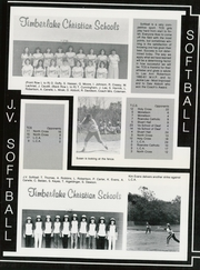 Page 33, 1981 Edition, Timberlake Christian High School - Tekoa Yearbook (Forest, VA) online yearbook collection